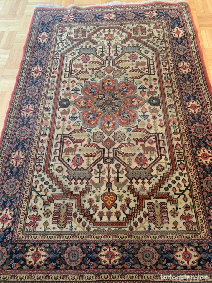 Antigüedades: Alfombra persa - Foto 2 - 174488240