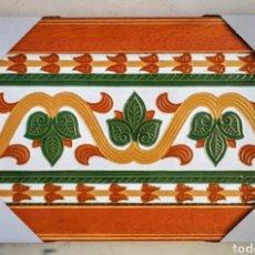 Antigüedades: AZULEJO ANTIGUO. Lote 174512512