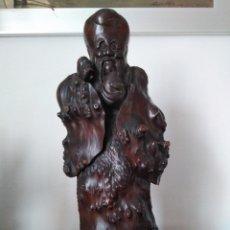Antigüedades: TALLA CHINA. Lote 174513732
