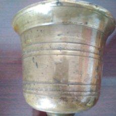 Antigüedades: COPA DE BRONCE IRÁN SXVIII. Lote 174514798