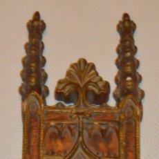 Antigüedades: ORNAMENTO RELIGIOSO - 30 X 16. Lote 174543563