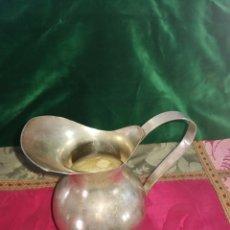 Antigüedades: JARRA DE ALPACA. Lote 174560074