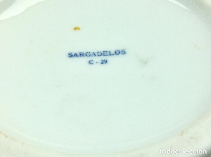 Antigüedades: PORCELANA CASTRO - SARGADELOS - CENICERO - Foto 5 - 174563263