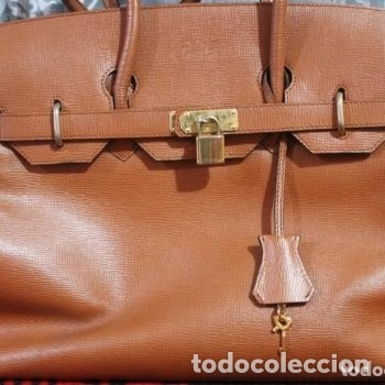 Antigüedades: LOTE 53 BOLSOS, STEFANO ORSO,CATS,FEDERIKA COLLECCTION, BAGGAGERIE, LANCEL PARIS,DENBAR.... - Foto 2 - 174574404