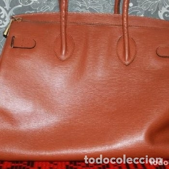 Antigüedades: LOTE 53 BOLSOS, STEFANO ORSO,CATS,FEDERIKA COLLECCTION, BAGGAGERIE, LANCEL PARIS,DENBAR.... - Foto 6 - 174574404