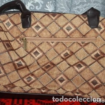 Antigüedades: LOTE 53 BOLSOS, STEFANO ORSO,CATS,FEDERIKA COLLECCTION, BAGGAGERIE, LANCEL PARIS,DENBAR.... - Foto 7 - 174574404