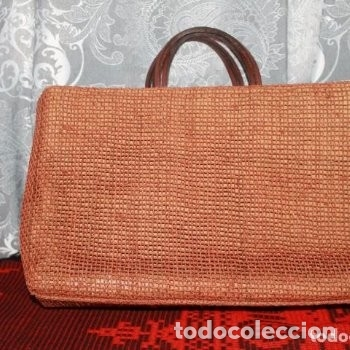 Antigüedades: LOTE 53 BOLSOS, STEFANO ORSO,CATS,FEDERIKA COLLECCTION, BAGGAGERIE, LANCEL PARIS,DENBAR.... - Foto 16 - 174574404