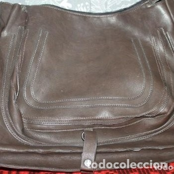 Antigüedades: LOTE 53 BOLSOS, STEFANO ORSO,CATS,FEDERIKA COLLECCTION, BAGGAGERIE, LANCEL PARIS,DENBAR.... - Foto 25 - 174574404