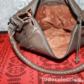 Antigüedades: LOTE 53 BOLSOS, STEFANO ORSO,CATS,FEDERIKA COLLECCTION, BAGGAGERIE, LANCEL PARIS,DENBAR.... - Foto 27 - 174574404
