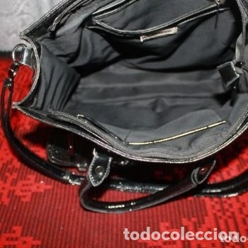 Antigüedades: LOTE 53 BOLSOS, STEFANO ORSO,CATS,FEDERIKA COLLECCTION, BAGGAGERIE, LANCEL PARIS,DENBAR.... - Foto 31 - 174574404
