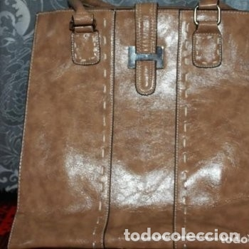 Antigüedades: LOTE 53 BOLSOS, STEFANO ORSO,CATS,FEDERIKA COLLECCTION, BAGGAGERIE, LANCEL PARIS,DENBAR.... - Foto 37 - 174574404