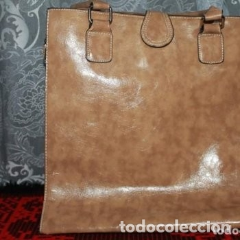 Antigüedades: LOTE 53 BOLSOS, STEFANO ORSO,CATS,FEDERIKA COLLECCTION, BAGGAGERIE, LANCEL PARIS,DENBAR.... - Foto 39 - 174574404