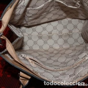 Antigüedades: LOTE 53 BOLSOS, STEFANO ORSO,CATS,FEDERIKA COLLECCTION, BAGGAGERIE, LANCEL PARIS,DENBAR.... - Foto 40 - 174574404