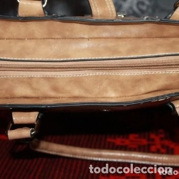 Antigüedades: LOTE 53 BOLSOS, STEFANO ORSO,CATS,FEDERIKA COLLECCTION, BAGGAGERIE, LANCEL PARIS,DENBAR.... - Foto 41 - 174574404