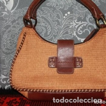 Antigüedades: LOTE 53 BOLSOS, STEFANO ORSO,CATS,FEDERIKA COLLECCTION, BAGGAGERIE, LANCEL PARIS,DENBAR.... - Foto 42 - 174574404