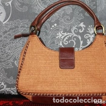 Antigüedades: LOTE 53 BOLSOS, STEFANO ORSO,CATS,FEDERIKA COLLECCTION, BAGGAGERIE, LANCEL PARIS,DENBAR.... - Foto 43 - 174574404