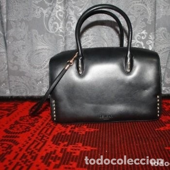 Antigüedades: LOTE 53 BOLSOS, STEFANO ORSO,CATS,FEDERIKA COLLECCTION, BAGGAGERIE, LANCEL PARIS,DENBAR.... - Foto 53 - 174574404