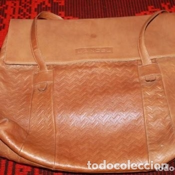 Antigüedades: LOTE 53 BOLSOS, STEFANO ORSO,CATS,FEDERIKA COLLECCTION, BAGGAGERIE, LANCEL PARIS,DENBAR.... - Foto 91 - 174574404