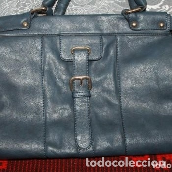 Antigüedades: LOTE 53 BOLSOS, STEFANO ORSO,CATS,FEDERIKA COLLECCTION, BAGGAGERIE, LANCEL PARIS,DENBAR.... - Foto 156 - 174574404
