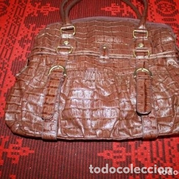 Antigüedades: LOTE 53 BOLSOS, STEFANO ORSO,CATS,FEDERIKA COLLECCTION, BAGGAGERIE, LANCEL PARIS,DENBAR.... - Foto 200 - 174574404