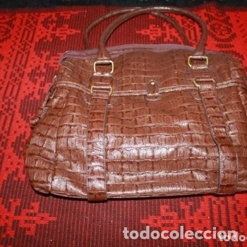 Antigüedades: LOTE 53 BOLSOS, STEFANO ORSO,CATS,FEDERIKA COLLECCTION, BAGGAGERIE, LANCEL PARIS,DENBAR.... - Foto 201 - 174574404
