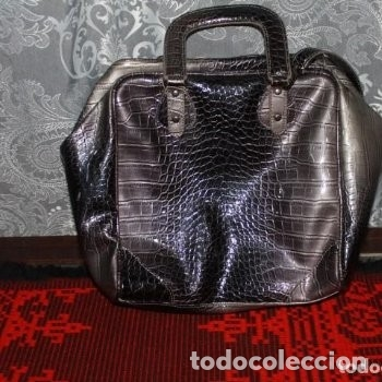 Antigüedades: LOTE 53 BOLSOS, STEFANO ORSO,CATS,FEDERIKA COLLECCTION, BAGGAGERIE, LANCEL PARIS,DENBAR.... - Foto 206 - 174574404