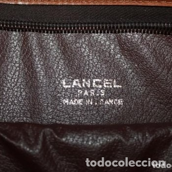 Antigüedades: LOTE 53 BOLSOS, STEFANO ORSO,CATS,FEDERIKA COLLECCTION, BAGGAGERIE, LANCEL PARIS,DENBAR.... - Foto 214 - 174574404