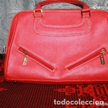 Antigüedades: LOTE 53 BOLSOS, STEFANO ORSO,CATS,FEDERIKA COLLECCTION, BAGGAGERIE, LANCEL PARIS,DENBAR.... - Foto 223 - 174574404