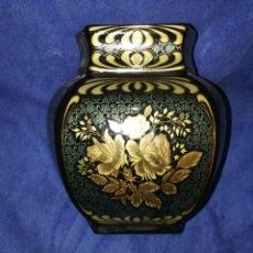 Antigüedades: FLORERO PORCELANA. Lote 174585565