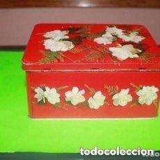 Antigüedades: CAJA METÁLICA DE COLACAO, AÑOS 70 . Lote 174661822