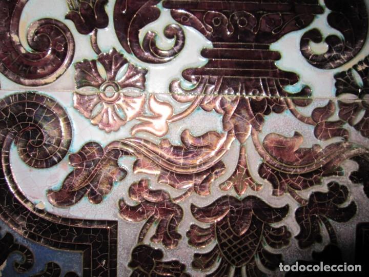 Antigüedades: Azulejos Ramos Rejano circa 1930 - Foto 5 - 174959505