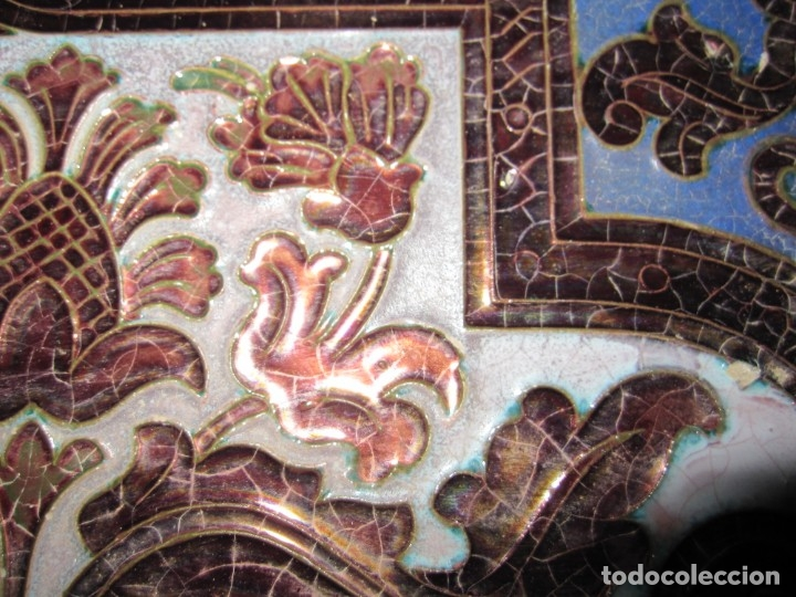 Antigüedades: Azulejos Ramos Rejano circa 1930 - Foto 8 - 174959505
