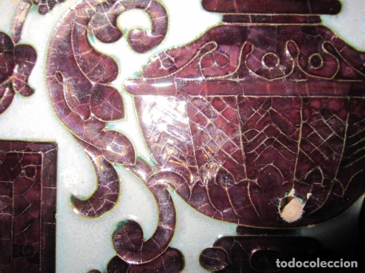 Antigüedades: Azulejos Ramos Rejano circa 1930 - Foto 9 - 174959505
