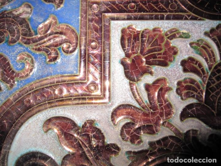 Antigüedades: Azulejos Ramos Rejano circa 1930 - Foto 10 - 174959505