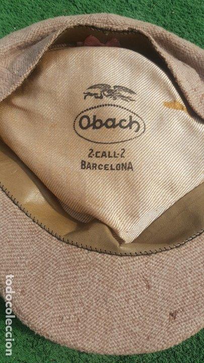 Antigüedades: Conjunto de 6 boinas/sombreros - Foto 4 - 174960659