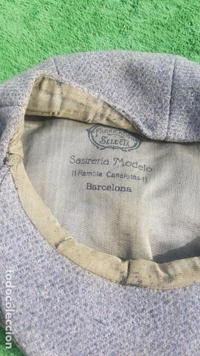 Antigüedades: Conjunto de 6 boinas/sombreros - Foto 5 - 174960659