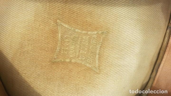 Antigüedades: Pareja de antiguos sombreros - Foto 3 - 174961035