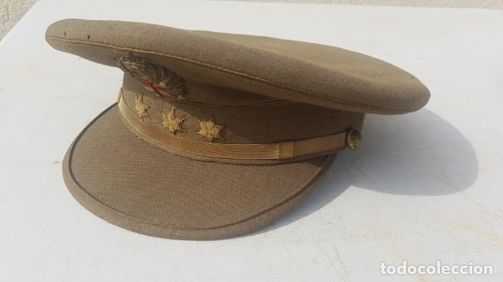 Antigüedades: Sombrero militar - Foto 3 - 174961539