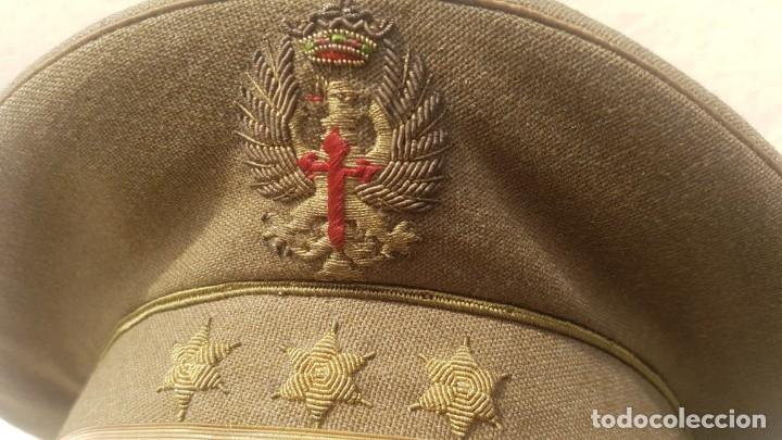 Antigüedades: Sombrero militar - Foto 4 - 174961539