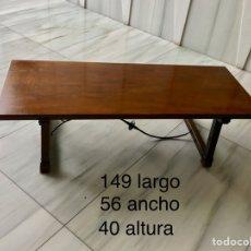 Antigüedades: MESA RÚSTICA. Lote 174969822