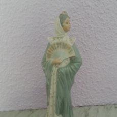 Antigüedades: FIGURA CHULAPA MADRLEÑA ÑAO DE LLADRO SELLADA. Lote 175004333