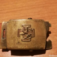 Antigüedades: CINTURON BRONCE. Lote 175011845