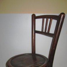 Antigüedades: SILLA SILLITA ANTIGUA THONET MADERA FRANCO TORMO (1865-1941). Lote 175021404