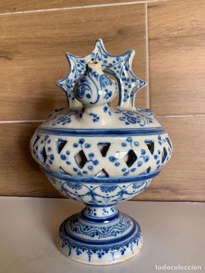 Antigüedades: Botijo Ruiz de Luna Talavera - Foto 2 - 175029460