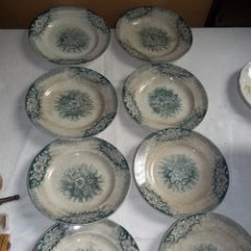Antigüedades: PLATOS. Lote 175031077