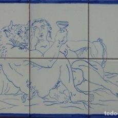 Antigüedades: MINOTAURO DE PICASSO. Lote 175112312