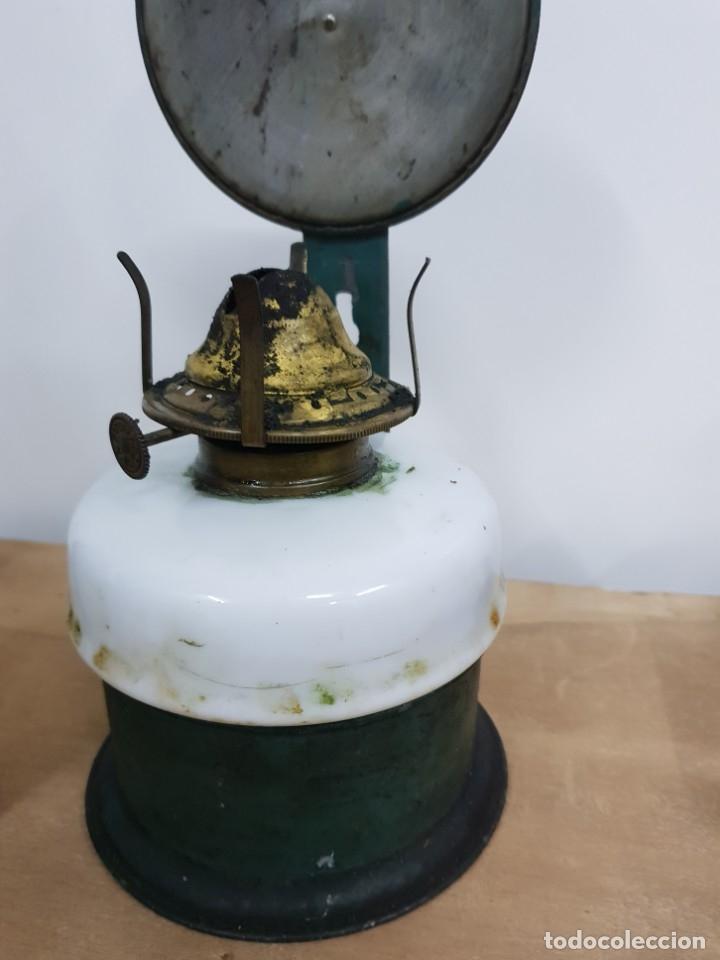 Antigüedades: QUINQUE DE PARED - Foto 4 - 175118299