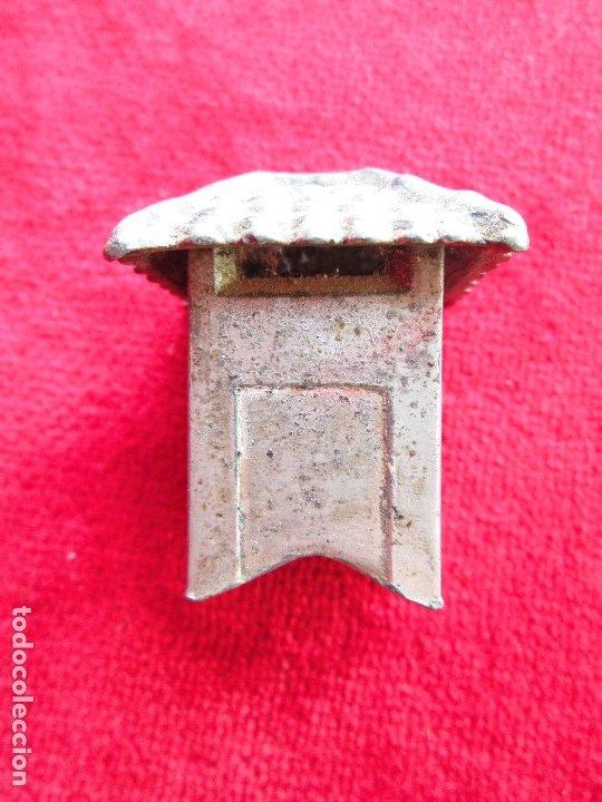Antigüedades: HUCHA BANCO DESMONTABLE EN ACERO. CIRCA 1890 - Foto 14 - 175128957