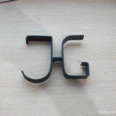 Antigüedades: ANTIGUO HIERRO GANADERIA **-JG**. Lote 175150343