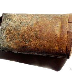 Antigüedades: GRAN CENCERRO MARCA GANADERÍA SONIDO MUY ABRADABLE 30 CM DE ALTO 15 CM DE ANCHO. Lote 175151809